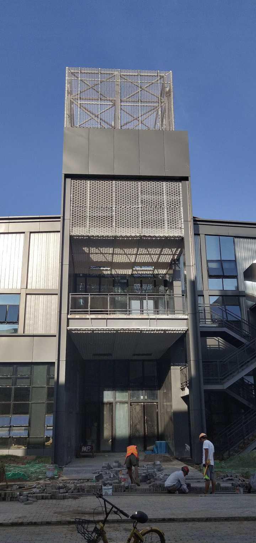 河北钢板网工程案例